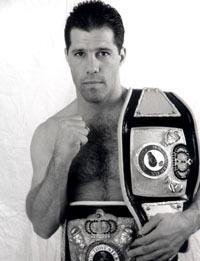 Paul Nave WBF Champion