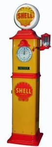 Vintage Shell Gasoline Pump